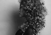 Curly Perfection / Beautiful curly haircuts and styling tips