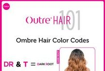 Outre Hair 101 / Get a little more insight on hair with Outre Hair 101's