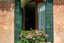 window a door - ablakok, ajtók