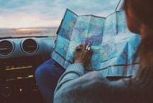 Allons nous évader ! / Allez hop ! Prend ton sac à dos, prend la route, prend ton envol et part ! Part forger ton esprit à travers le merveilleux goût de la liberté que nous procure la magie des voyages.