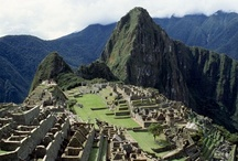 Dreams are made in South America / Experiences to be had in South America