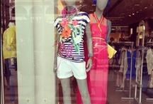 Toi&moi fashion stores / A fashion store's tale.