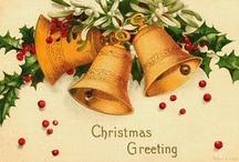 Christmas Vintage Cards 1 / by Sharon Wagoner