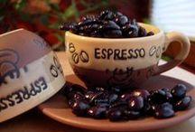 Momentos acompañados con té, café... y chocolate también / by Martha Santos