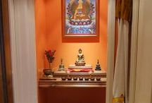 Buddhist devotional images, people, misc. / by Jeff Blom