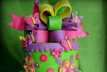 Birthday cakes / by ~*~*Cerstin*~*Co LE C