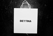 BETTINA / IDENTITY FOR BETTINA | STATIONARY FOR BETTINA