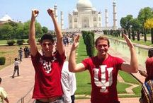 Hoosier pics / Follow us on Instagram @IUadmissions / by Indiana University Office of Admissions