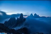 DolomitiEarth / Incredible pictures from the heart of the Dolomites
