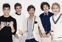One Direction / by Kaitlyn Geiger
