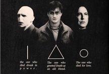 Harry potter / My nerdy obsession  / by Jorden Kanoza