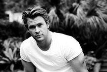 Chris Hemsworth, a sexy man / Group board dedicated to Chris Hemsworth by my sister (Sandra O'Neal) and I.  Comment if you want to join.