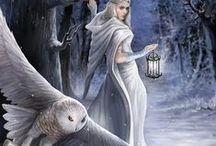 White Magic = Magie Blanche & Wicca