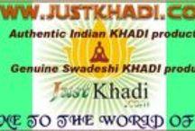 khadi products / genuine authentic khadi products