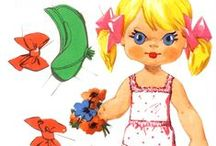 Бумажные куклы / Больше кукол - http://samoe-vazhnoe.blogspot.ru/