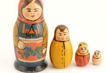 Матрёшка / Больше игрушек - http://samoe-vazhnoe.blogspot.ru/