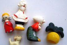 Фигурки / Больше игрушек - http://samoe-vazhnoe.blogspot.ru/