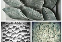 Ozen Gun ceramics / Ceramic works done by Ozen Gun at her studio in Yeldegirmeni/Kadikoy, Istanbul
