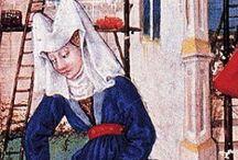 Acconciature medievali
