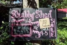 Shabby Shed Sale May 2015 / Inventory Reduction Sale