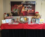 2016 Displays in the Library