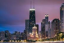 Chicago Guide / Places to visit in the beautiful city of Chicago, Illinois.