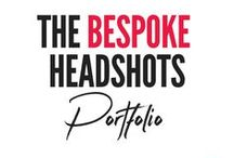The Bespoke Headshots Portfolio / Sometimes only Bespoke will do. A Bespoke client knows precisely what they want and how they want it.  Fully tailored, their way, on their schedule.