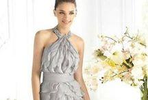 Sukienki dla druhen 2013