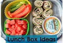 Kids' School Lunches and Snacks / Want to get more creative with your kids' school lunches this year? Search this board for great school lunch ideas and school lunch tips!