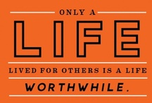 Life Worth Giving