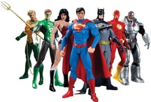 DC Comics Related Items / by Geek Alerts