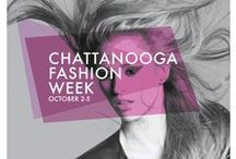 Chattanooga Fashion Week  / October 5, 2013 Chattanooga Fashion Week Runway event held on the rooftop of the Hunter Museum of American Art