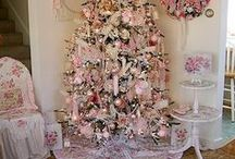 Victorian Christmas / Victorian, French Country, Shabby Christmas Decor / by JJ Golden