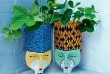Giardinaggio fai da te / Idee di giardinaggio alternativo, perchè un giardino sta bene dovunque!