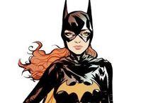 Batgirl (Barbra Gordon)