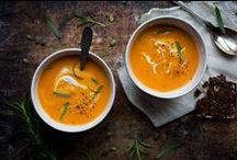 Veggie Soup Recipes / Plant-based, veggie soup recipes.