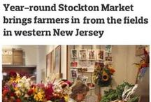 Lulu's Top Sponsor! / The wonderful Stockton Market in beautiful Stockton, NJ is Lulu's Rescue top sponsor and a great friend to the homeless dogs!