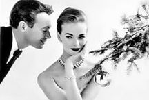 Holiday Glamour / Don't be dowdy grinch this season and celebrate the holidays glamorously!