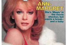 Ann-Margret / The Hottest Red Head Hollywood has still smoking hot in her 70's. a former sex kitten now a sex tigress who can more than crack a whip