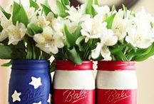 4th of July / Celebrate 4th of July in style this year with 4th of July recipes, 4th of July decor, 4th of July party ideas, and more!