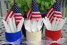 Memorial Day / Celebrate your Memorial Day this year with incredible Memorial Day recipes, Memorial Day decor, and more!