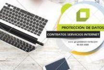 Protección de Datos / Asesoramos a empresas, comercios, profesionales y asociaciones y en cumplir la Ley de Protección de Datos (LOPD), Ley de Comercio Electrónico (LSSI) y Ley de Cookies. Más información en: www.grupodatcon-norte.com