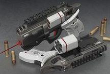 Sci Fi Revolvers