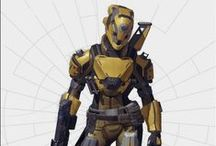 Robot Human Shape/Size