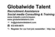 Globalwide Talent / Globalwide Talent - About US