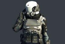sci fi military