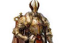fantasy heavy armor