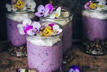 Vegan Dessert / Healthy, clean, dairy-free, vegan dessert recipes.