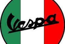Vespa = Lebensfreude