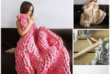 Knitter knatter / Just some lovely knitted stuff, the simplest of which I might try one day!